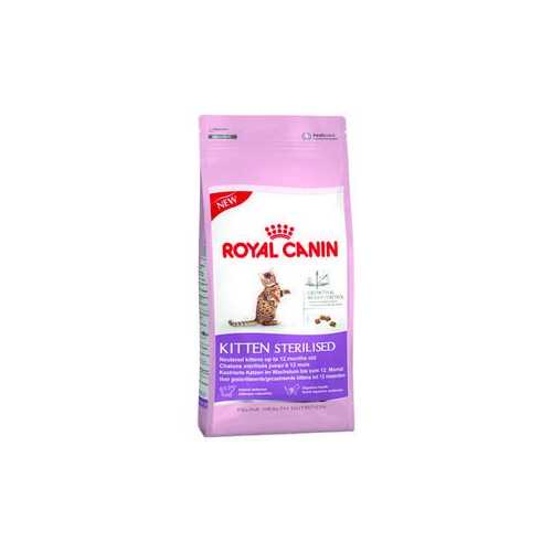 KITTEN STERILISED 4 KG ROYAL CANIN