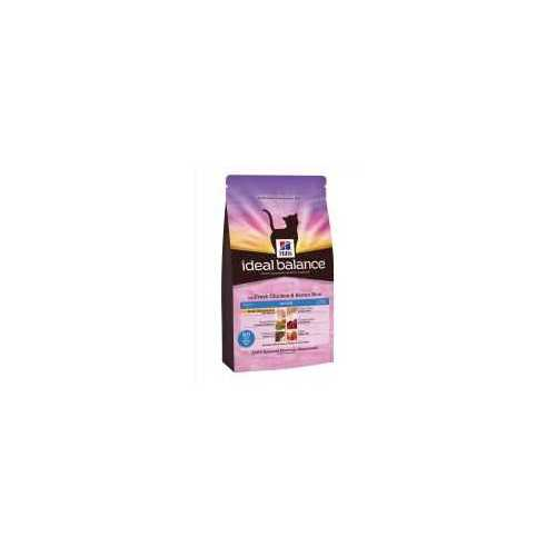 HILL'S IDEAL BALANCE FELINE KITTEN CON POLLO FRESCO Y ARROZ INTEGRAL 2 KG