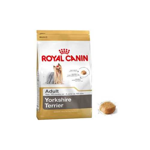 YORKSHIRE TERRIER ADULTO ROYAL CANING 1.5 KG