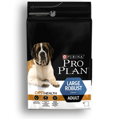 PURINA PRO PLAN PERROS GRANDES Y ROBUSTOS ADULTOS CON OPTIHEALTH 14 KG
