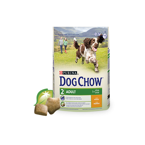 DOG CHOW ADULT CHICKEN 2.5 KG