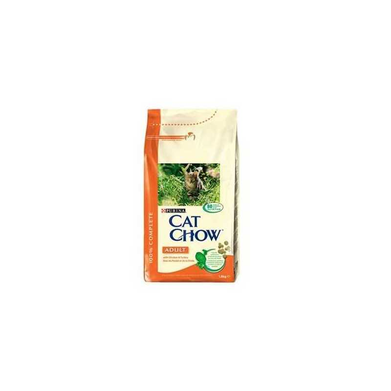 Cat Chow Gatitos con Pollo 1.5 Kg