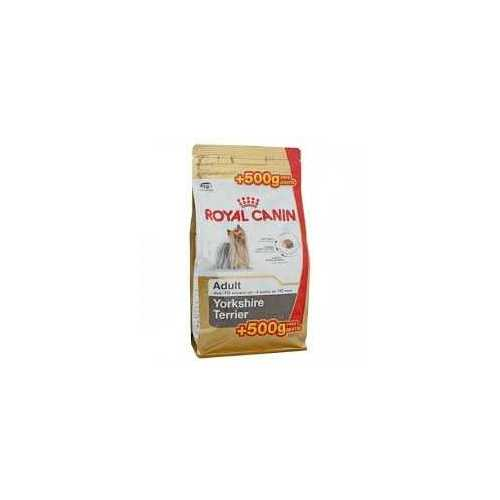 ROYAL CANIN YORKSHIRE ADULTO 500+500 GR