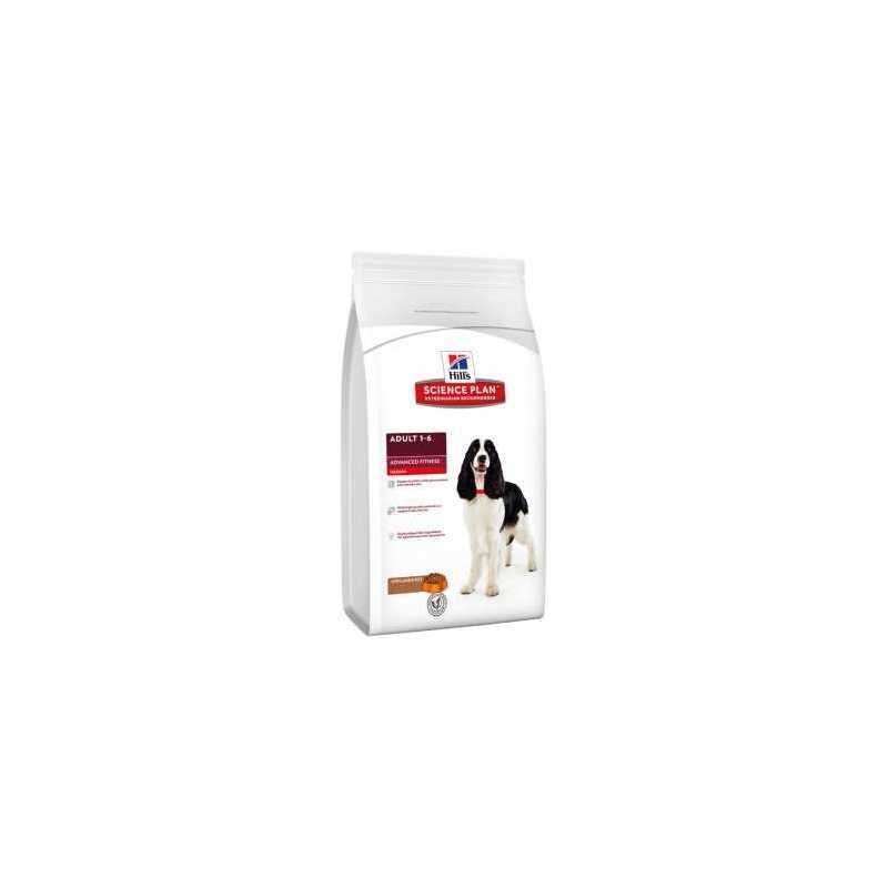 Hill's Adult Advanced Fitness con cordero y arroz 12 kg