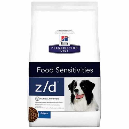 HILL'S PRESCRIPTION DIET CANINE Z/D ULTRA ALLERGEN FREE 3 KG