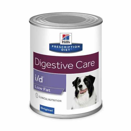 HILL'S PRESCRIPTION DIET CANINE I/D LOW FAT ORIGINAL 360 G