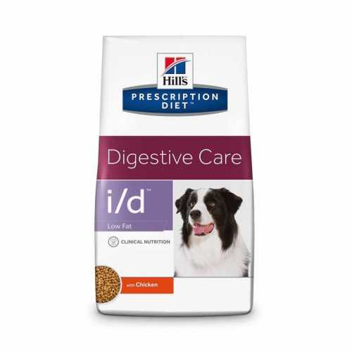 HILL'S PRESCRIPTION DIET CANINE I/D LOW FAT ORIGINAL DRY  12 KG
