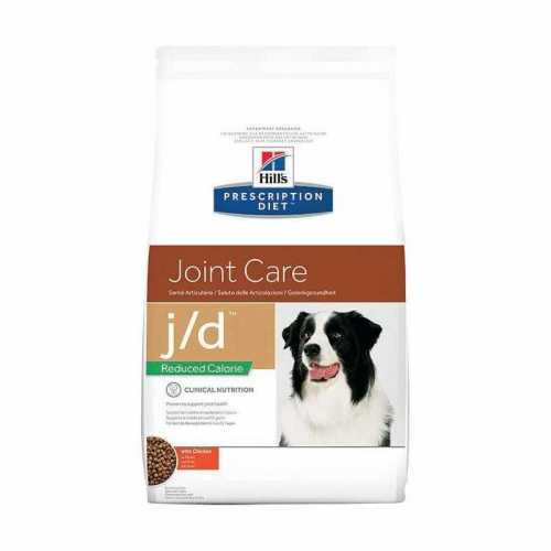 HILL'S PRESCRIPTION DIET CANINE J/D REDUCED CALORIE 4  KG