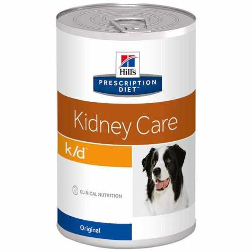 HILL'S PRESCRIPTION DIET K/D CANINE ORIGINAL 370 G