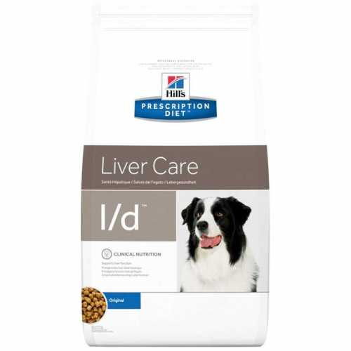 HILL'S PRESCRIPTION DIET CANINE L/D DRY 12 KG