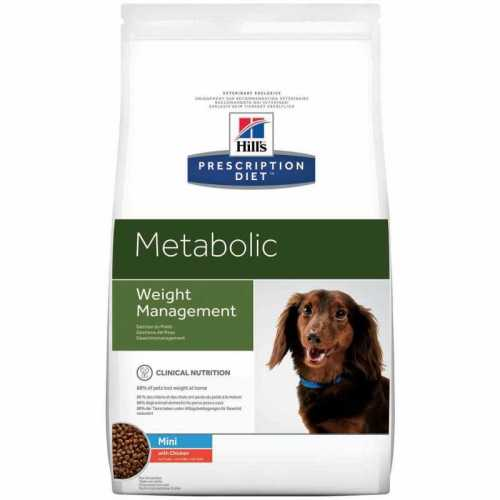 HILL'S PRESCRIPTION DIET METABOLIC CANINE MINI 1.5 KG