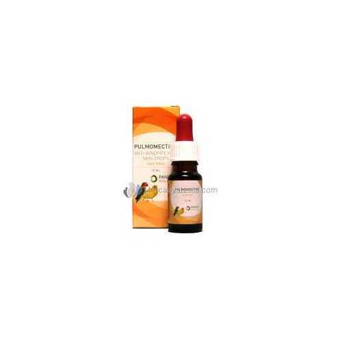 PULMOMECTINE 10 ML