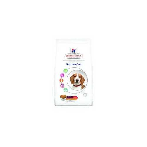 HILL'S SCIENCE PLAN VETESSENTIALS NEUTERED DOG MEDIUM 10 KG