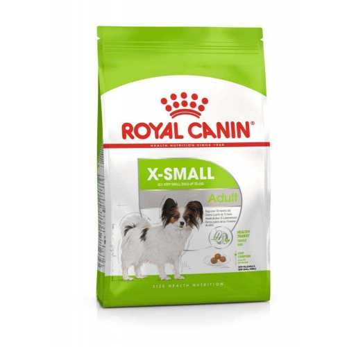 X-SMALL ADULTO 500g ROYAL CANIN