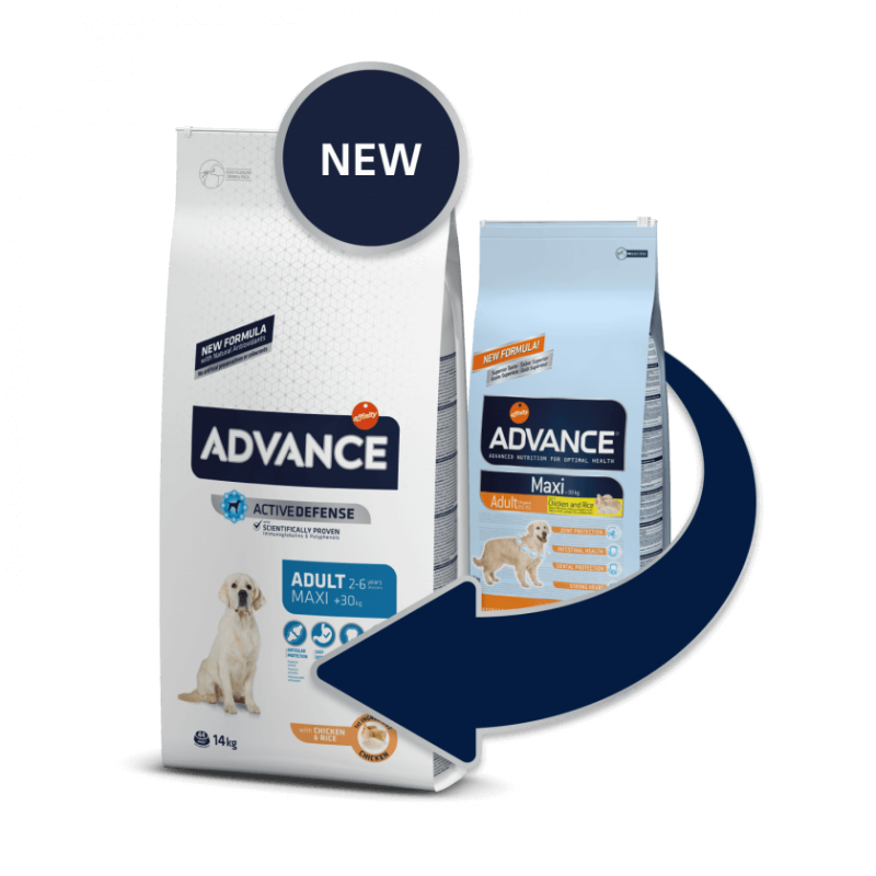 ADVANCE MAXI ADULT CHICKEN & RICE