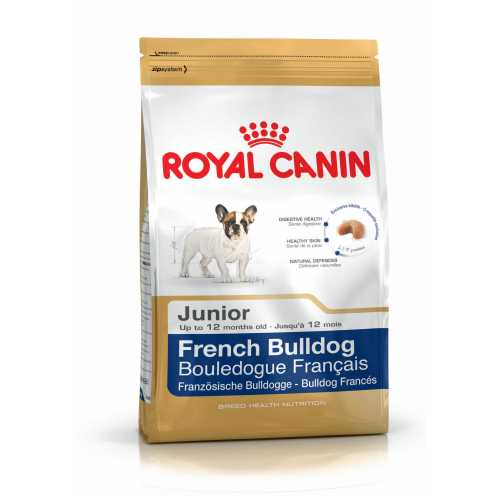 FRENCH BULLDOG JUNIOR 3 KG ROYAL CANIN