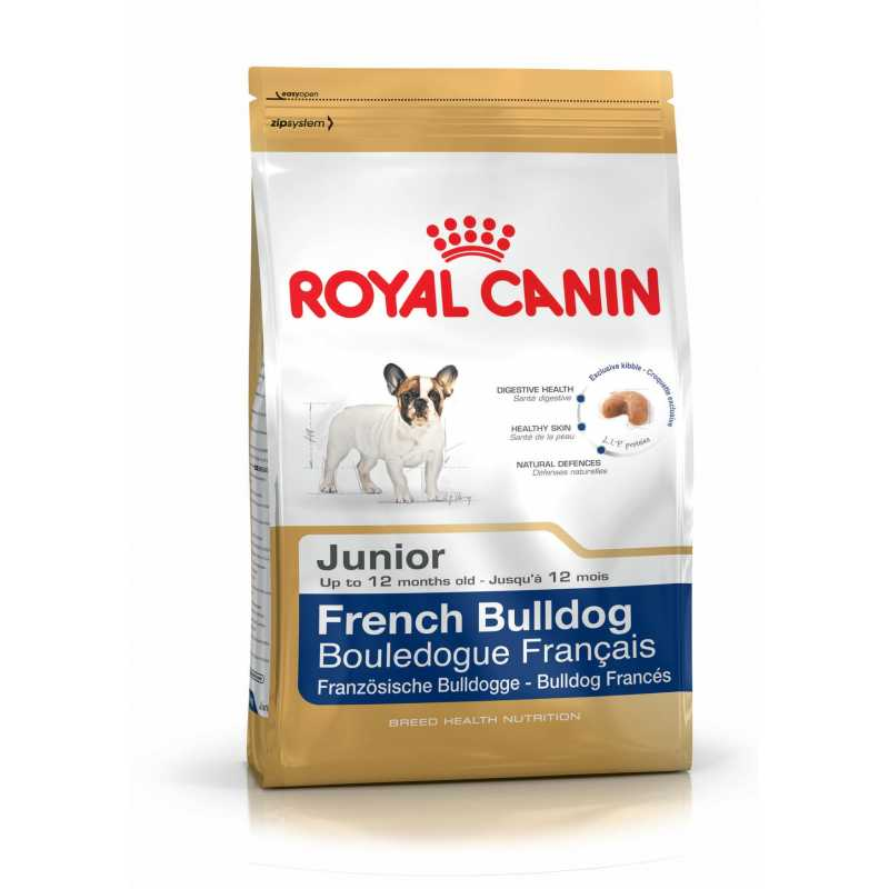 French Bulldog Junior Royal Canin 1 Kg