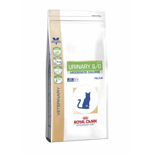 URINARY S/O MODERATE CALORIE FELINE 3,5 KG. ROYAL CANIN