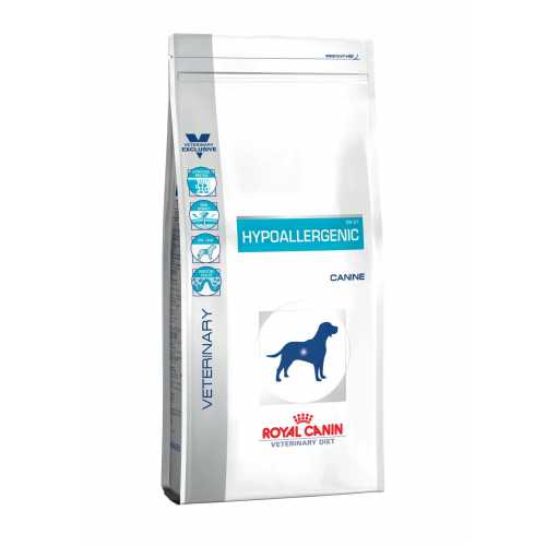 HYPOALLERGENIC CANINE 14 KG ROYAL CANIN