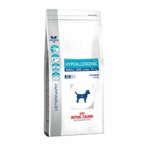 HYPOALLERGENIC SMALL DOG 1 KG ROYAL CANIN