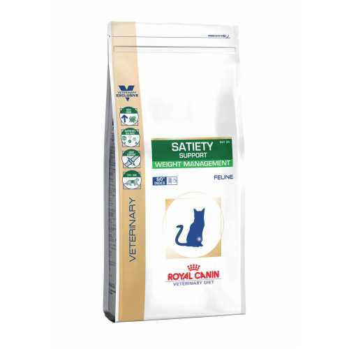 SATIETY WEIGHT MANAGEMENT FELINE 1,5 KG. ROYAL CANIN