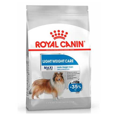 MAXI LIGHT DOG 3 KG ROYAL CANIN