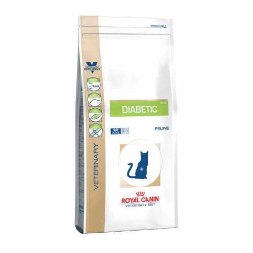 DIABETIC DS46 FELINE 1,5 KG. ROYAL CANIN