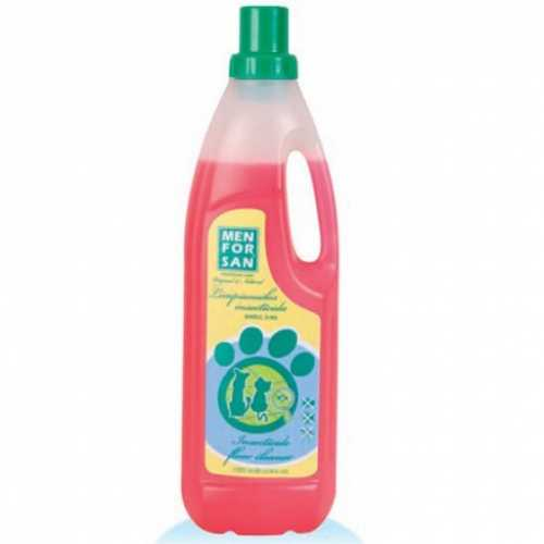 Fregasuelos Insecticida Men For San 1 l