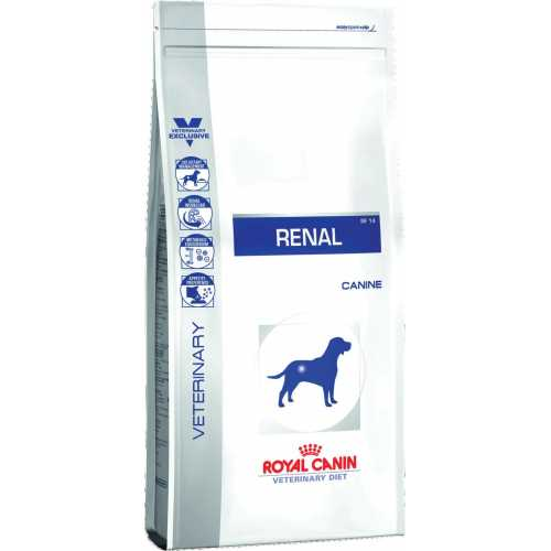 Renal Veterinary Diet Canine 14 Kg  Royal Canin