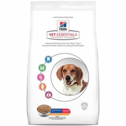 HILL'S SCIENCE PLAN VETESSENTIALS CANINE MATURE ADULT 10 KG