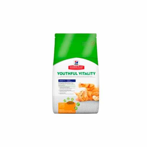 HILL'S SP FELINE ADULTO 7+ YOUTHFUL VITALITY 1,5 KG