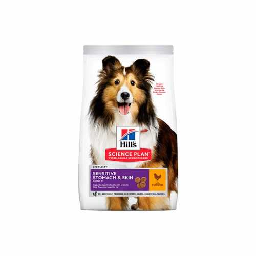 HILL'S SP CANINE SENSITIVE STOMACH - SKIN 14 KG