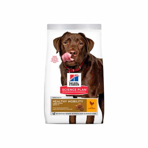 HILL'S SP CANINE ADULTO HEALTHY MOBILITY RAZAS GRANDES 12KG