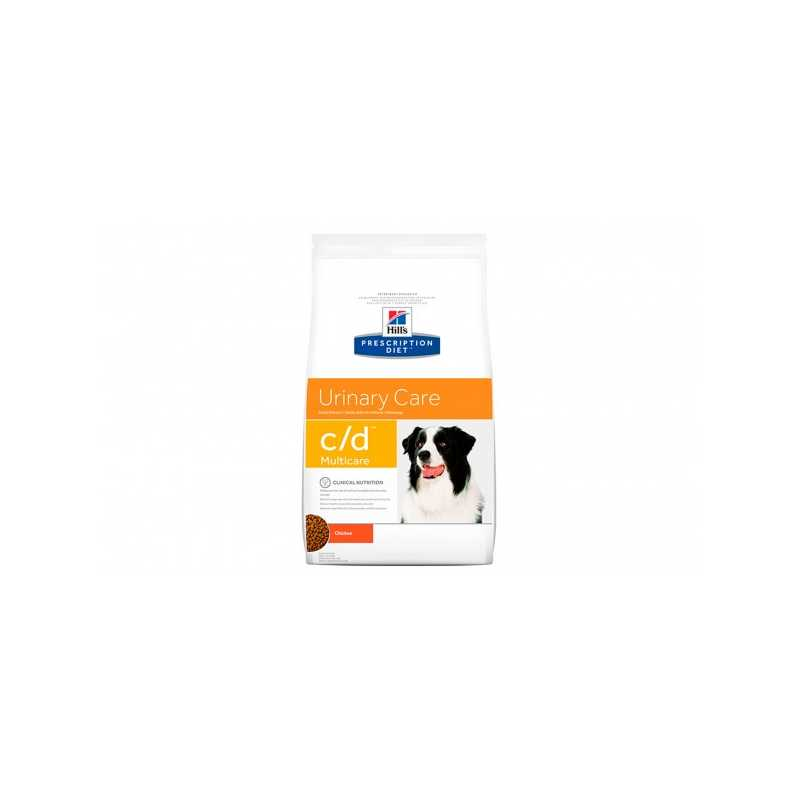 HILL'S PRECRIPTION DIET CANINE C/D MULTICARE 12 KG