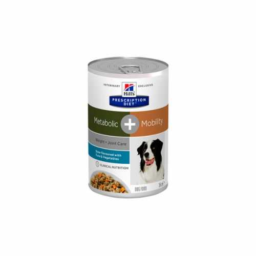 HILL'S PRESCRIPTION DIET CANINE METABOLIC PLUS ESTOFADO 354G