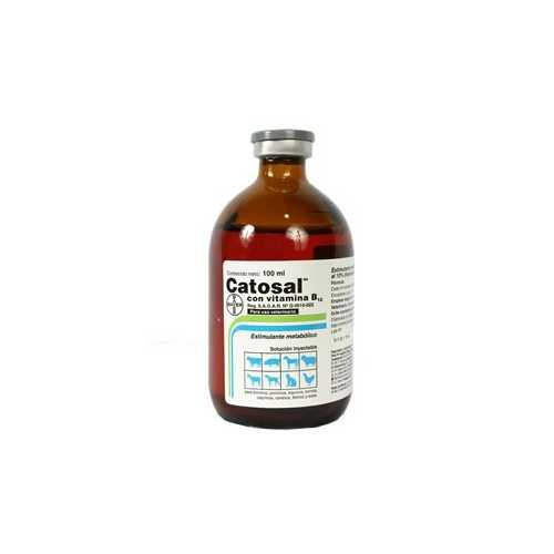 Catosal 100 ml Inyectable