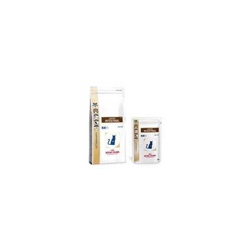 Gastro Intestinal Veterinary 2Kg Royal Canin gato