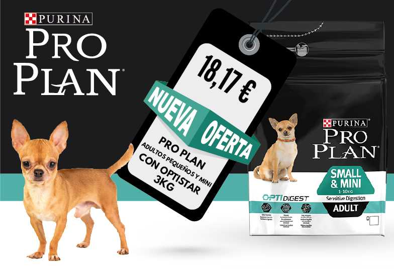 Pro Plan Small & Mini
