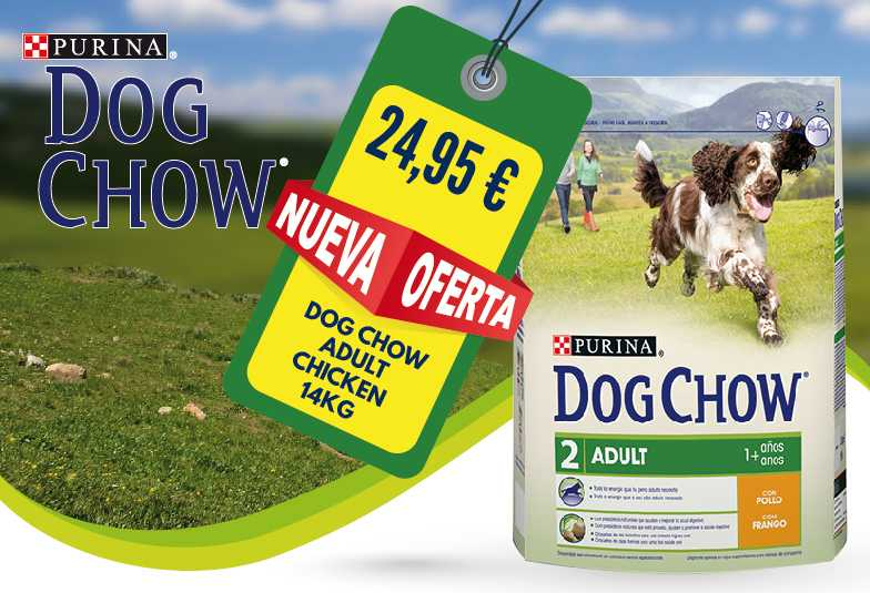 Dog Chow Adulto 14